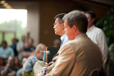 Secretary of Commerce Gary Locke, Intellectual Property Protection Town Hall Meeting