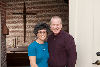 Julie and Scott Bradford Missionaries in Residence