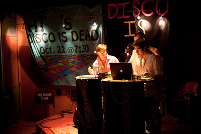 Disco is Dead ATO Dance
