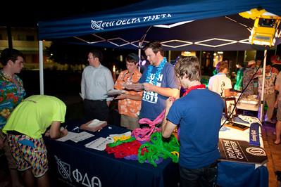 Phi Delta Theta Recruitment Event, Hawaii Phi-O